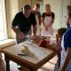 Der Chef verrät beim Kochkurs auch original italienische Geheimrezepte.
