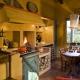 Antike Küche im italienischem Design ist ein echter Hingucker.