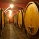 Die Weinfässer im Keller des I Veroni sind immer gut gefüllt mit leckerstem Wein.
