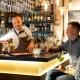 Leckere Cocktails gibts an der Bar