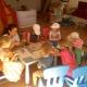 Malen und Basteln im Kids Club