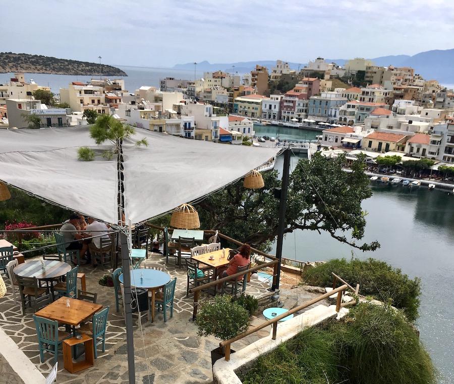 Kreta mit Kindern: Agios Nikolaos