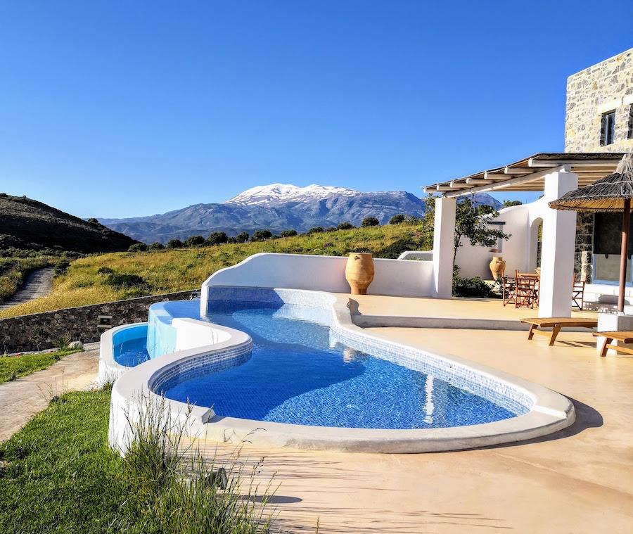 Ferienhaus für den Familienurlaub auf Kreta