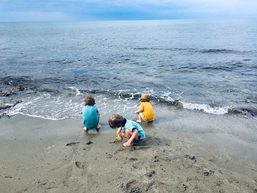 Famlilienurlaub am Meer auf Kreta
