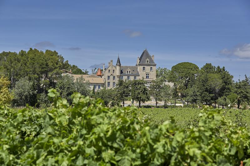 Chateau Les Carrasses Restaurant