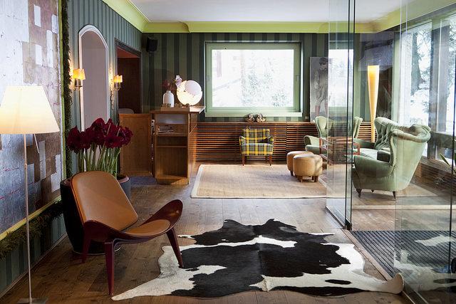 Kinderfreundliches boutique hotel haus hirt in bad gastein for Design boutique hotels bad hofgastein