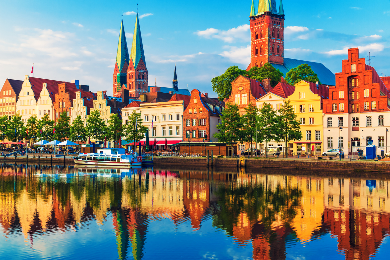 Familienausflaug nach Lübeck