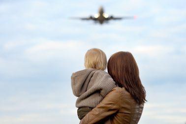 Fliegen mit Baby, kein Problem mit unseren Tipps