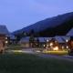 Ein lauschiger Abend im Landgut Moserhof im Sommer - wie romantisch!