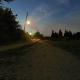 Eine Nachtwanderung durch die schöne Landschaft ist gruselig-schön. Gerade für die Kids