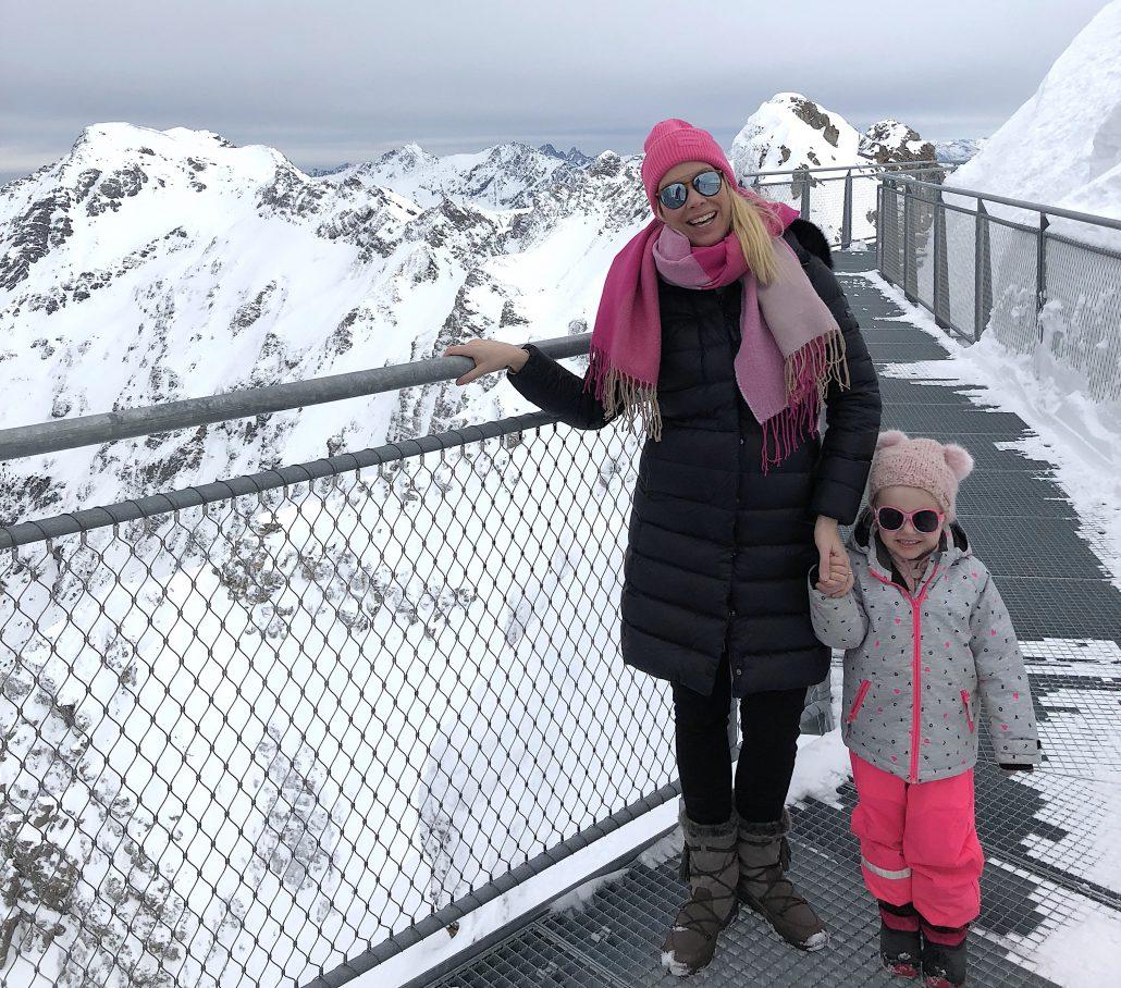 Urlaub im Allgäu mit Kindern: Der Nordwandsteig am Nebelhorn