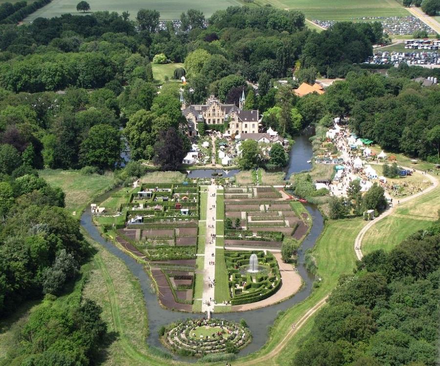 Das imposante Schloss Ippenburg ist im Osnabrücker Land ein Muss! ©Schloss Ippenburg