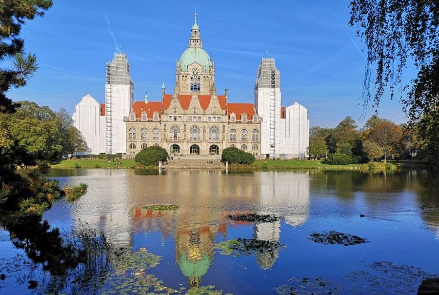 Einfach nur WOW: Das neue Rathaus in Hannover