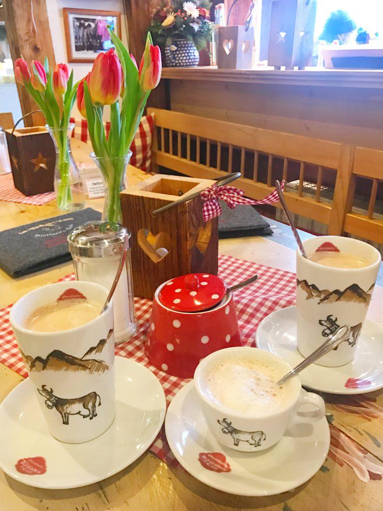 Schlemmen in Oberstdorf im Familienurlaub im Allgäu