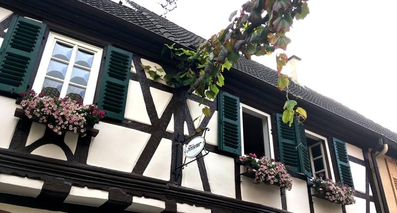 Familienurlaub in der Pfalz: Das hübsche Weindorf Sankt Martin