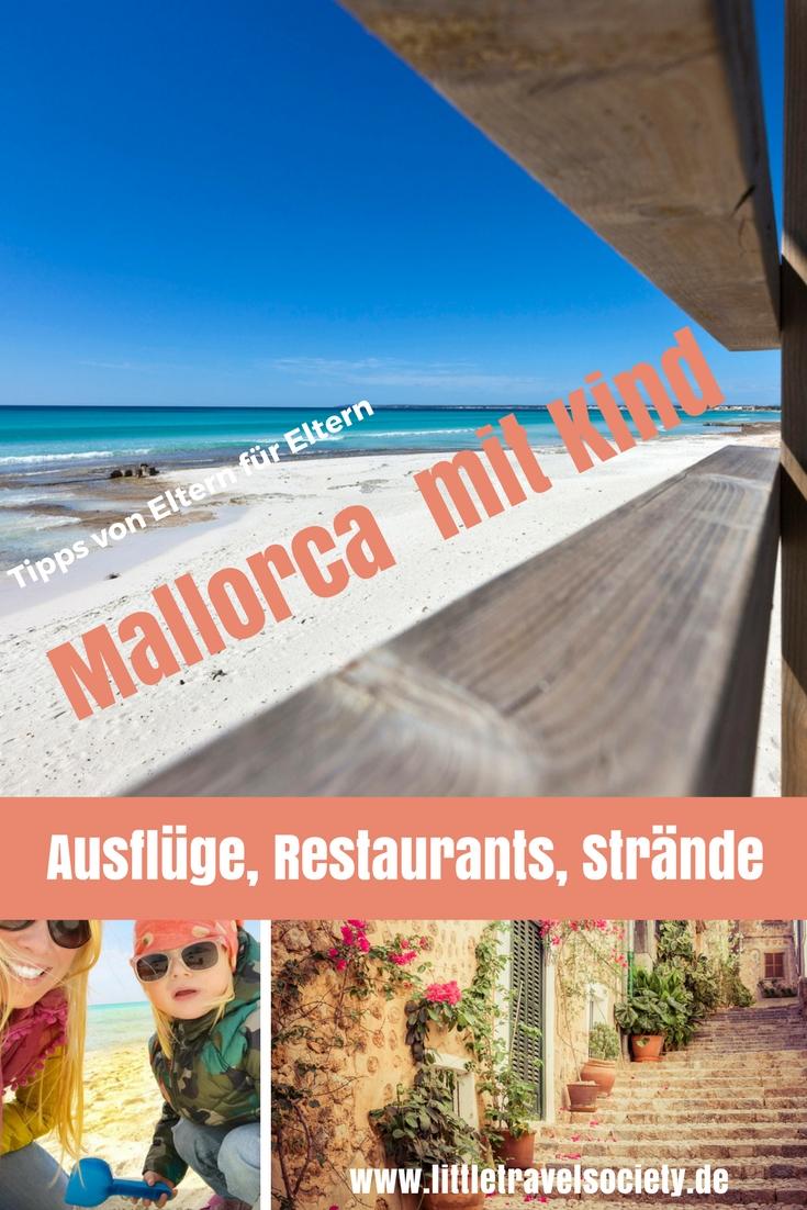 Unsere Tipps für den Mallorcaurlaub mit Kind