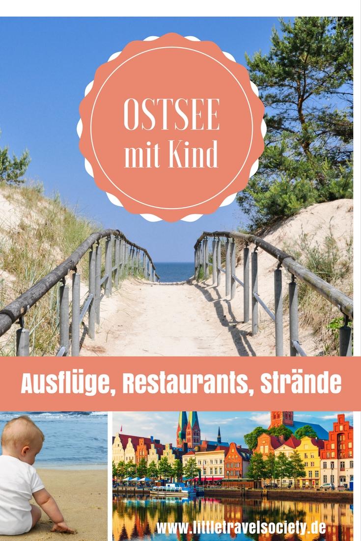 Unsere Tipps für den Ostseeurlaub mit KInd