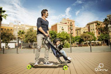 Mit dem Longboard im Urlaub mobil bleiben