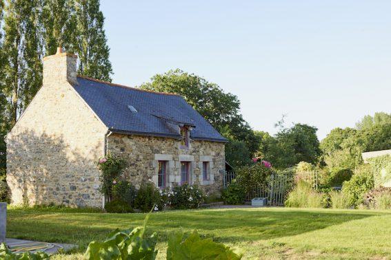 Eines der süßen Cottages