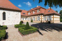 Schloss Beuchow - Traumferienwohnungen im Spreewald