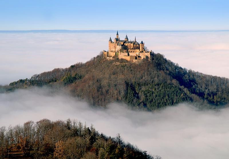 Die märchenhafte Burg Hohenzollern auf der Schwäbischen Alb - Mit Kindern auf der Schwäbischen Alb urlauben