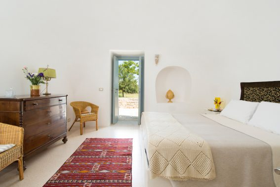 Schlicht und schön - die Zimmer