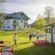 Der Spielplatz im Landgasthof Bergrast