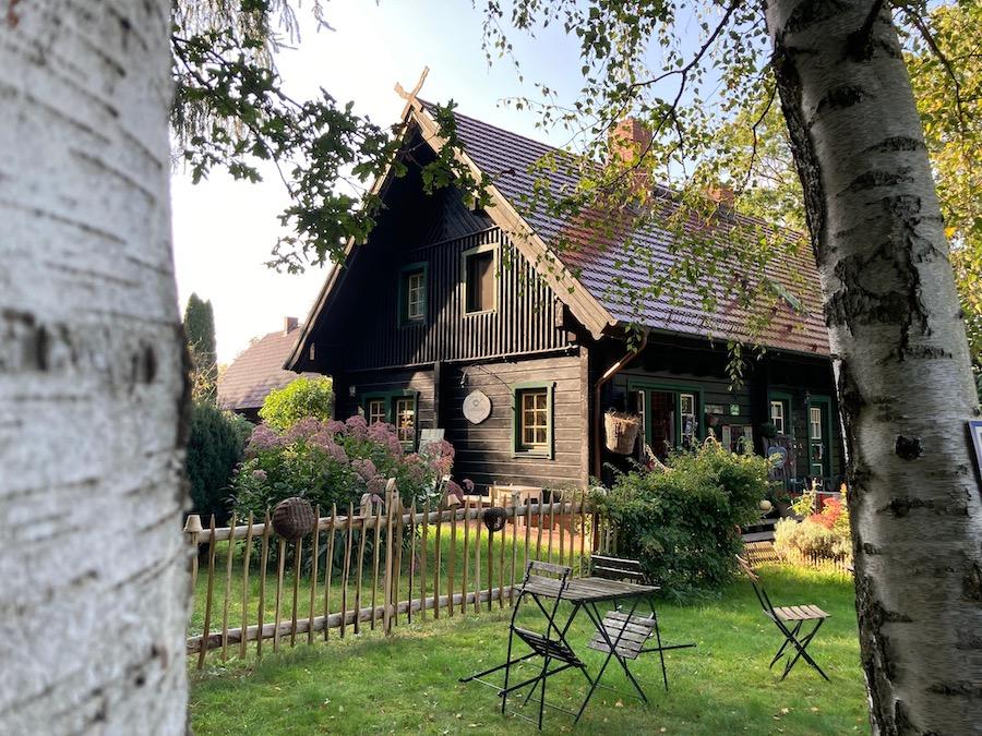 Sweet Home Laden im Spreewald