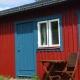 Die Hütte Basecamp auf Svansele Gård