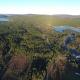 Die berühmte Wald- und Seenlandschaft von Jämtland rundum