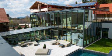 Die Pool-Lounge