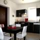 Die Küche der Villa ist top ausgestattet