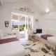 Die beiden Daybeds im Fig Cottage - hier können die Kids schlafen