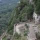 Auch beim Wandern erklimmt Ihr so einige Serpentinen... hier auf einem alten Eselspfad!