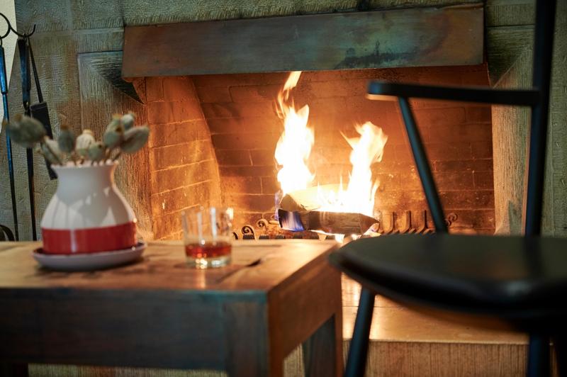 So gemütlich könnt Ihr es Euch im Winter im Gasthof zur Linde machen