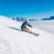 Im Skigebiet Steinplatte Waidring warten 42 Pistenkilometer