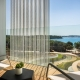 Toller Meerblick vom Balkon eines Premium Family Zimmers