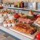 Auch herzhafte Frühstücker werden in der Antica Masseria Iblea glücklich