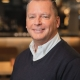 Einer der Geschäftsführer Johann Kerkhof. Er mischt sich gerne unter die Gäste in der Bar @The Stairs