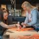 In der Kreativwerkstatt stehen Boote oder Drachenbauen auf dem Programm - auch für Kids