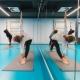 und viele verschiedene Yoga- und Fitnesskurse