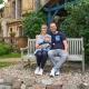 Eure super herzliche Gastgeber-Familie Holger und Verena Stein mit Ihrem Söhnchen Levi