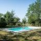 Der Pool des Brentina verspricht Abkühlung an warmen Tagen