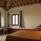 Tolle Holzdecken geben der Doderi Alto-Wohnung ihren besonderen Charme