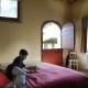 Dank bester toskanischer Landluft schläft's sich gleich nochmal besser