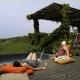 Kleiner aber feiner Pool mit großartigem Ausblick im Le Trosce