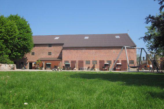 Bauernhof Riessen auf Fehmarn - gaaaanz viel Platz!