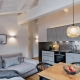 Appartement 3 - die schicke Küche