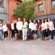 Das nette Team vom Biohotel KUNSTQUARTIER Stein