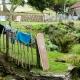 Zum Manor Cottage gehört ein eigener kleiner Garten
